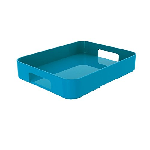 33/x 33/cm Blu Zakdesigns Gallery Tray