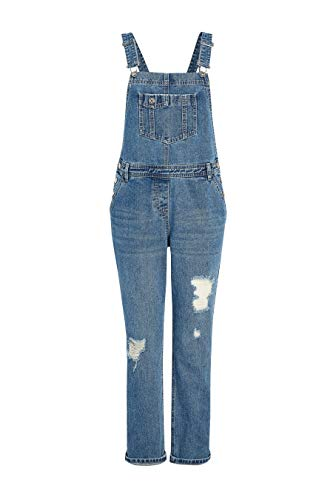 Denim Strappato Petite Next Donnasalopette In AxwPqZEB7a