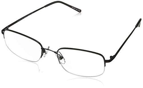 - Magnivision Tech HF11 +2.50 Reading Glasses Black by Magnivision