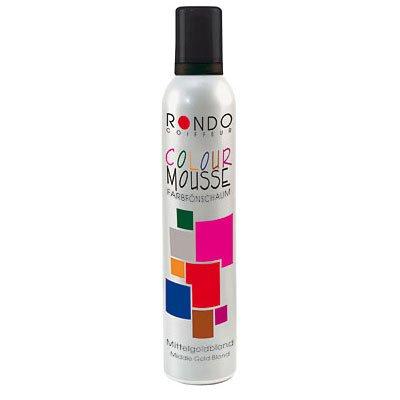 Rondo Color Mousse - Fönschaum Rondo Color Mousse 02 Mittelbraun - 200 ml
