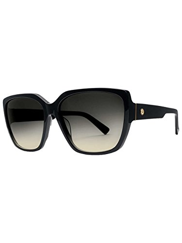 Electric Visual Women's Honey Bee Sunglasses Gloss Black/OHM Black - Honey Gloss