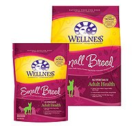Wellness Super5Mix Adult Health Small Breed Formula Dry Dog Food, My Pet Supplies