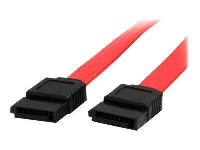 Ser Component Cable (StarTech.com SATA Serial ATA Cable - Serial ATA cable - 1.5 ft (SATA18?DUP) -)