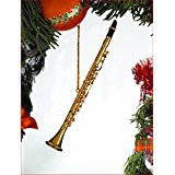 Soprano Saxophone Tree (Christmas Soprano Saxophone)