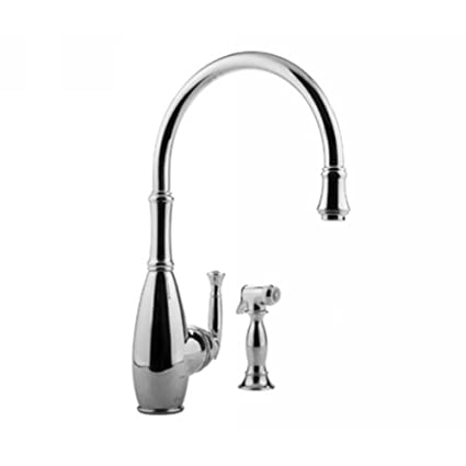 Graff G-4805-PC Duxbury Kitchen Faucet with Side Spray ...