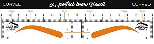 The Perfect Brow Stencil Collection (Regular)
