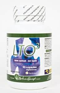 LTO3 L-Theanine - ADHD - Concentration 90cps (No Taste)