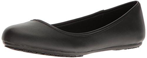 Dr. Scholl's Shoes Women's Reward Work Shoe, Black, 8.5 M US