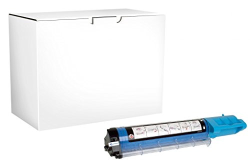 3571 Cyan Toner - Recreated Cartridges Dell 341-3571 | Cyan Color 4,000 Pages for Dell 3010CN