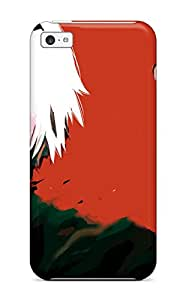 XxnDVFK5248NwCOw Faddish Tokyo Ghoul Case Cover For Iphone 5c