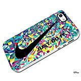 Just Do It Nike Aztec Geometric 05 Custom Case for Iphone 4/4s 5 5c 6 6plus (Iphone 5c white) (Iphone Case It Just Do 5c Nike)