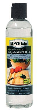 Bayes Premium Wood and Bamboo Protectant, 8 oz, Pack of 6