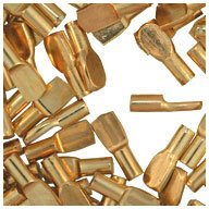 WIDGETCO 5mm Brass Shelf Pins
