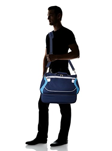 Legea Bolsa de deporte Capri Azul Marino / Azul Marino / Azul Celeste