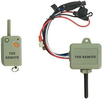 Amazon.com: The Remote Wireless Radio Controlled Deer Feeder Remote  Control: ElectronicsAmazon.com