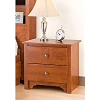 Chelsea Cherry 2-drawer Nightstand