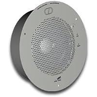 CyberData 011393 SIP Speaker Gray White (RAL9002)