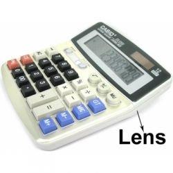 Mini Gadgets Inc. CL640 Covert Calculator Camera with DVR (Camera Calculator)