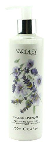 Yardley London Moisturising Body Lotion for Women, English Lavender, 8.4 Ounce ()