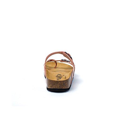 PLAKTON Women's Clogs & Mules Rose Gl1Mx5