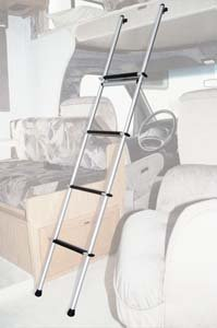 "Top Line (BL200-05) Bunk Ladder with 60"" Hook and 1.5"" Opening"