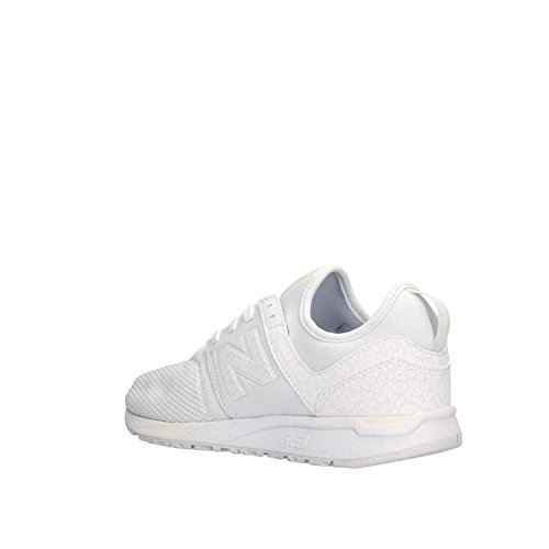 Blanco New Balance Mujer 37½ Sneaker Wrl247nt Pw84qwI