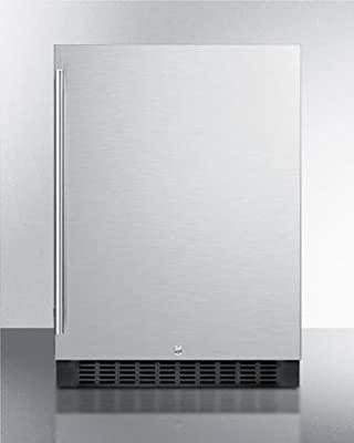 Summit FF64BSS Wine and Beverages Refrigerator, Stainless Steel