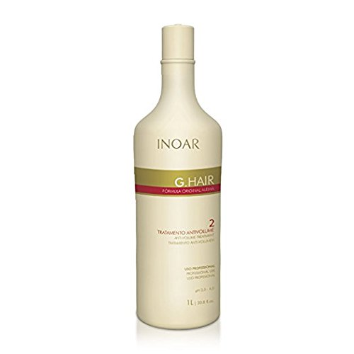 Ghair Keratin Keratin Blow Dry Hair Treatment (1 Litre) - Inoar by Inoar