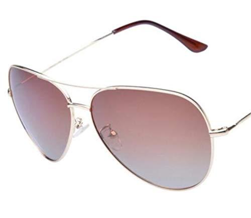 conducción gafas de ligero libre al las la la diseño Golden Guay de de aire Gafas del protectoras polarizadas sol Huyizhi UV400 para sol moda para de viajar nzxW6wvfg