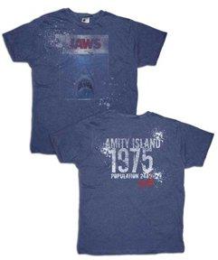 T-Shirt - Jaws - Amity Island 1975