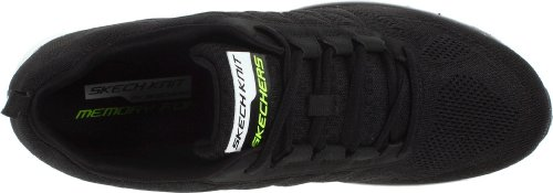 Power Skechers Switch Sk51188 Synergy Homme Noir Baskets qEE6gw