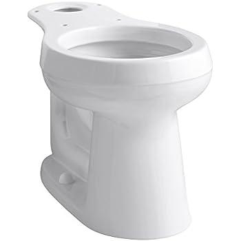 Kohler K 4347 0 Cimarron Comfort Height Round Front Toilet
