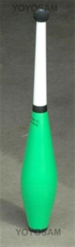 Henrys Delphin Juggling Club (1) Green