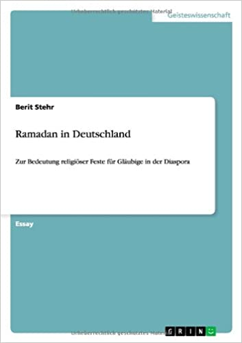 Ramadan In Deutschland German Edition Berit Stehr   Ramadan In Deutschland German Edition Berit Stehr   Amazoncom Books Samples Of Essay Writing In English also Argumentative Essay Thesis Statement  English As A World Language Essay
