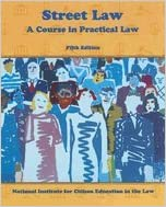 Street law a course in practical law 5th edition amazon books street law a course in practical law 5th edition fandeluxe Choice Image