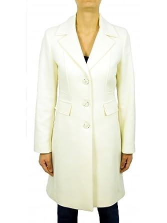 Nenette Damen Mantel Beige Beige 36 Amazonde Bekleidung