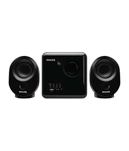 Philips SPA150/94 2.1 Desktop Speakers Black