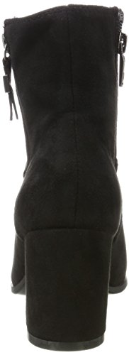 para Black TOM Schwarz Tailor 3791101 Mujer Botas AaAf8OUcq