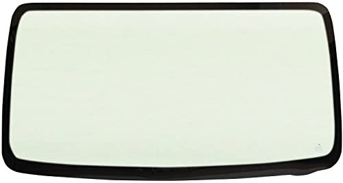 スズキ ジムニーワイド/シェラ 3D WG用フロントガラス ウィンドシールドモールセット 車両型式:JB33/43W 年式:H.10.1-H.30.7 ガラス型式:YR6 ガラス色:グリーン