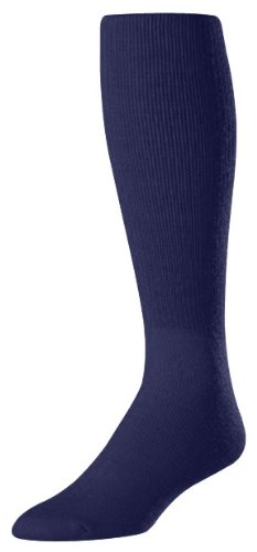 Price comparison product image Twin City Youth Solid Sport Tube Socks - COLOR: Navy