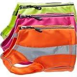 Hurtta Pet Collection X-Large Polar Vest, Orange, My Pet Supplies