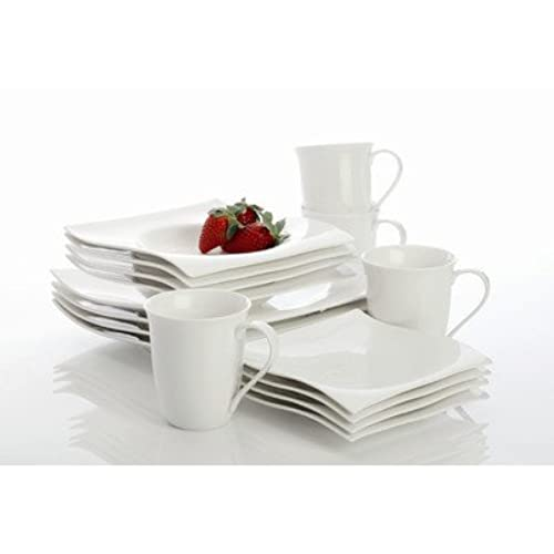 Top Selected Products and Reviews  sc 1 st  Amazon.com & Modern Dinnerware Set: Amazon.com