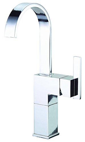 Danze D201144 Sirius Single Handle Vessel Filler Lavatory Faucet, Chrome
