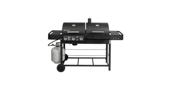 Amazon.com: Brinkmann Dual Function II Propane Gas and ...