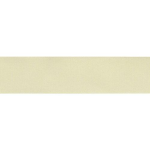 Offray Grosgrain Craft Ribbon, 1 1/2-Inch x 12-Feet, Antique - Ribbon Antique White Grosgrain