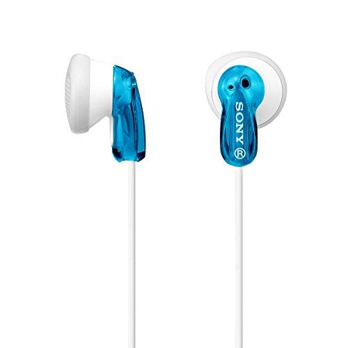Sony MDRE9LP BLU Earbud Headphones product image