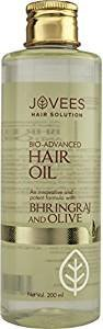 (Bridal Jovees Intensive Restructuring Hair Oil, 200ml )