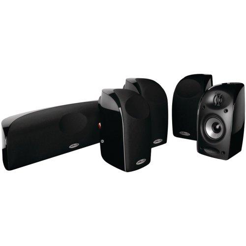 Polk Audio TL150 Speaker (5-pack, Black) by Polk Audio