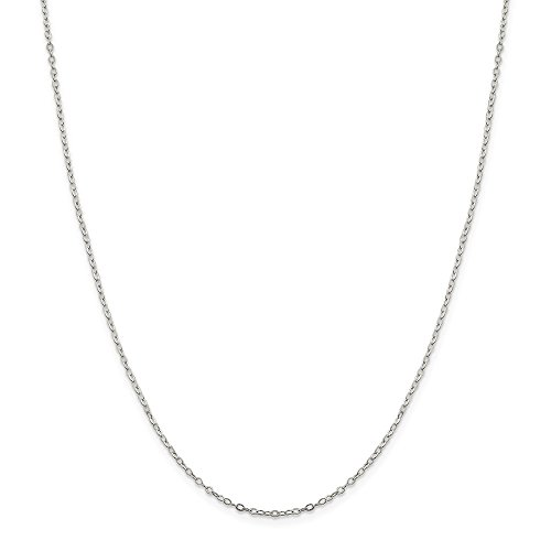 Oval Link Cable Chain - 9