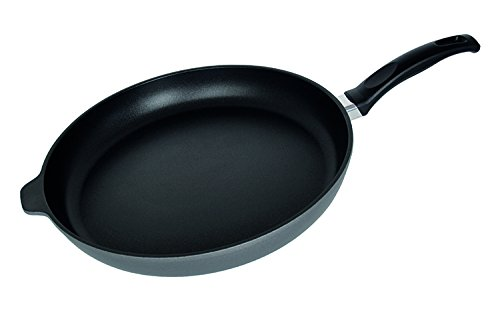 Swiss Diamond ST6432 Swiss Titan Fry Pan, Gray, 12.5'' by Swiss Diamond